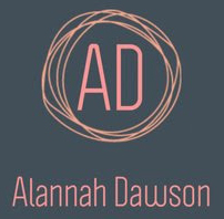 Pilates, Counselling & Psychotherapy Alannah Dawson Logo