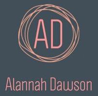 Pilates, Counselling & Psychotherapy Alannah Dawson Logo